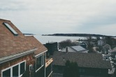 balcony view from my air bnb.